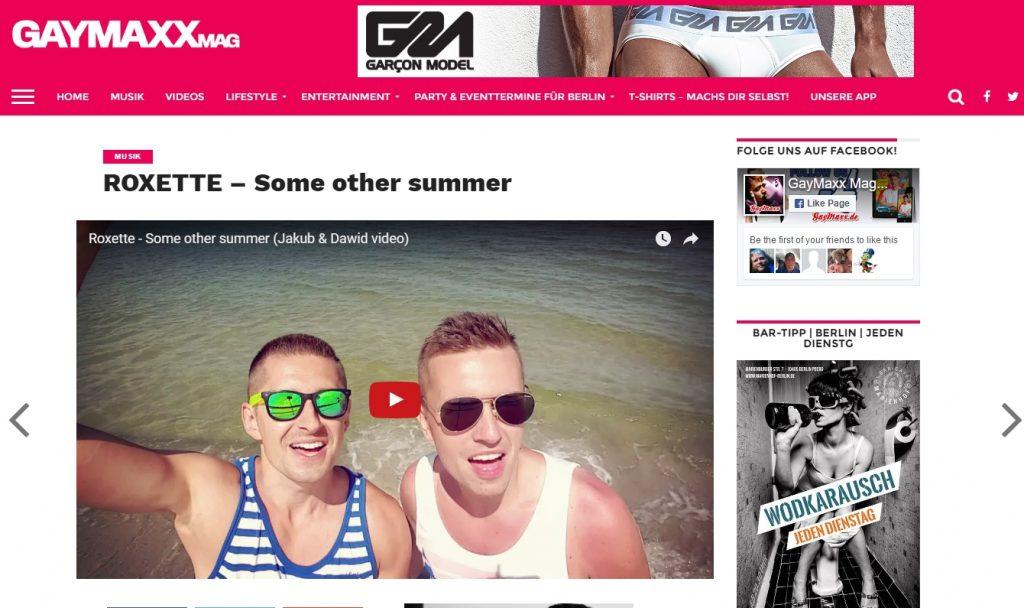 Gaymaxx Mag .de (23.08.2016)