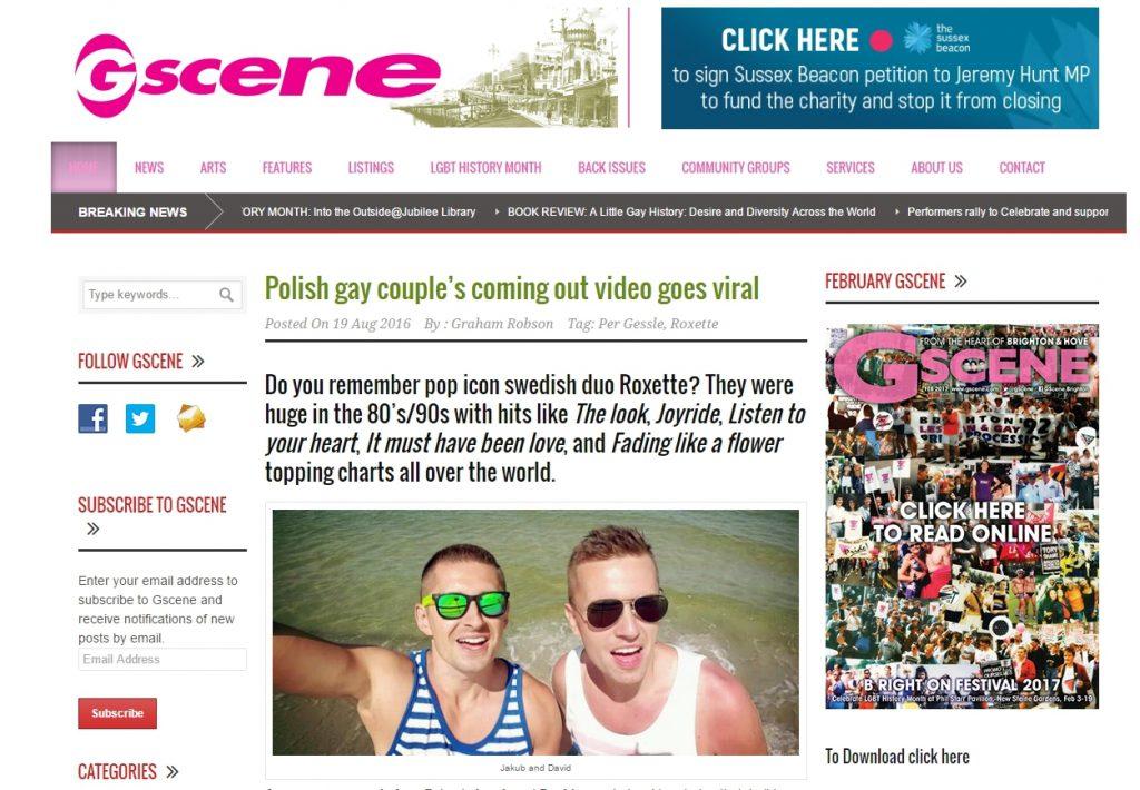 Gscene.com (19.08.2016)