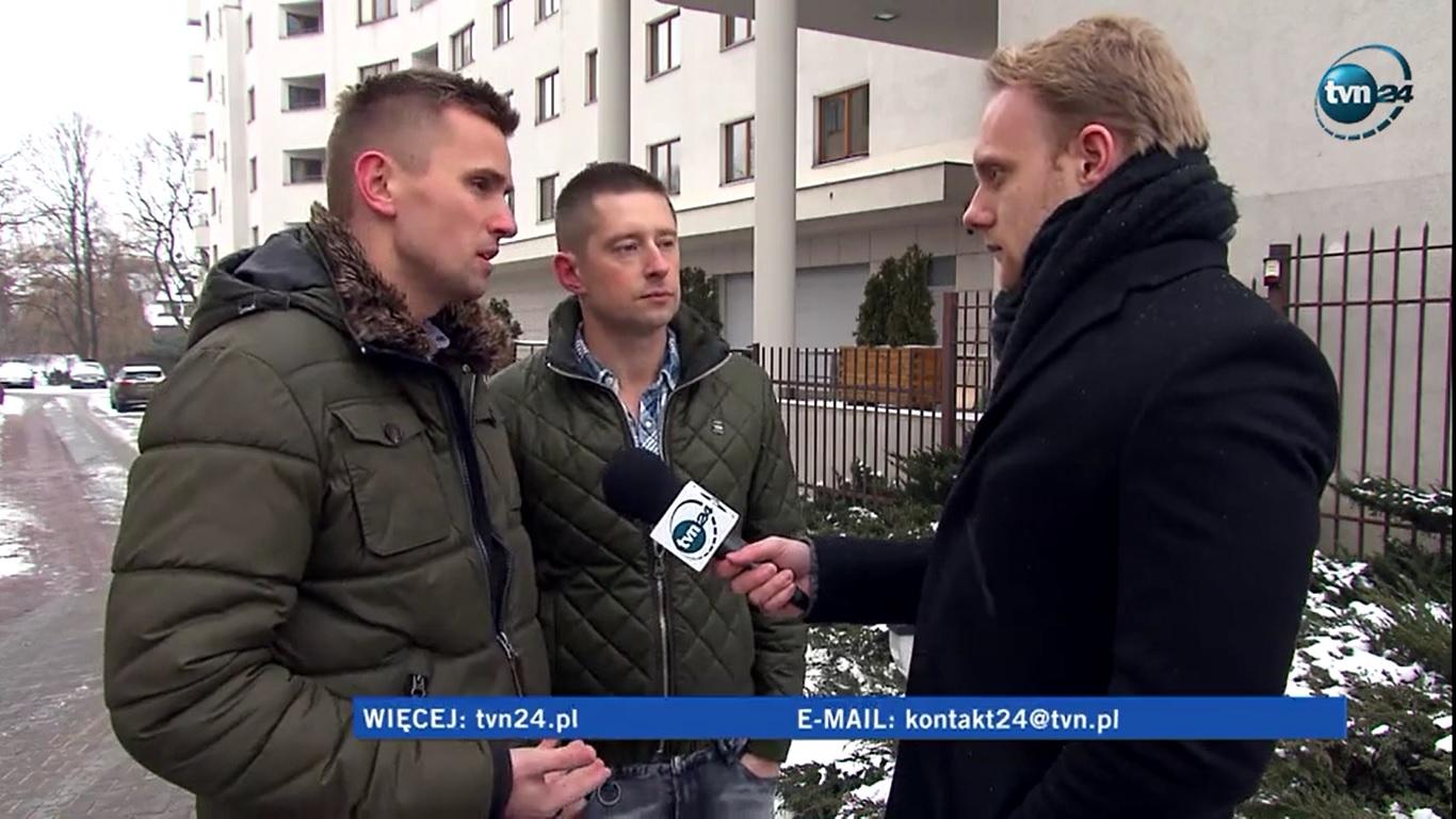 <b>TVN24 Polska i Świat<br>&#8222;Rejestr orientacji&#8221;</b><br>09.02.2017