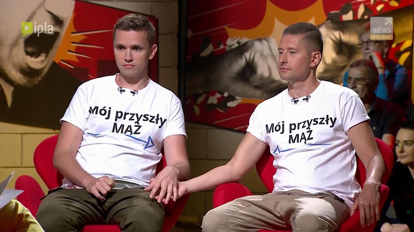 """<b>Polsat News<br>""""Skandaliści""""</b><br>03.06.2017"""