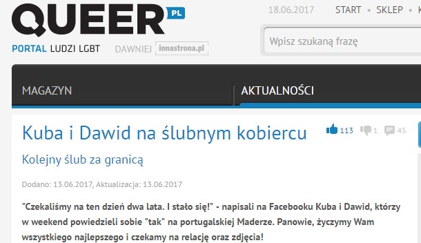 Queer.pl (13.06.2017)
