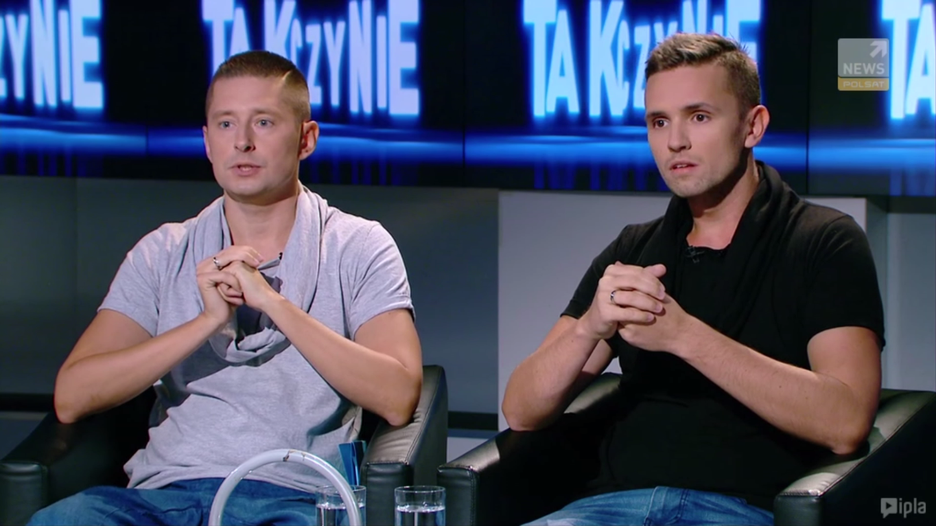 """<b>Polsat news – Tak, czy nie <br>""""Śmierć Kacpra""""</b><br>20.09.2017"""